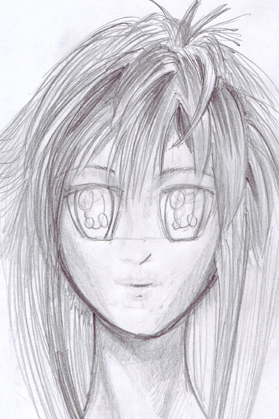 anime eyes drawing. add manga or anime eyes to the