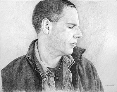 portrait drawing pencil. In the drawing below,